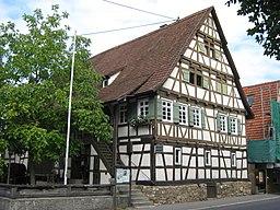 Im Dorf in Reutlingen
