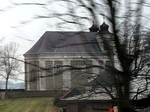 Bezděkov nad Metují - Baroque church