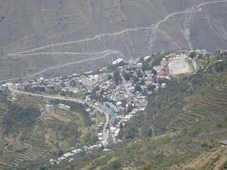 Bharmour - Bharmour view from top