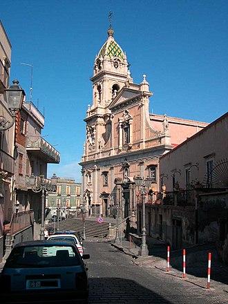 Biancavilla - Santa Maria Elemosina Cathedral