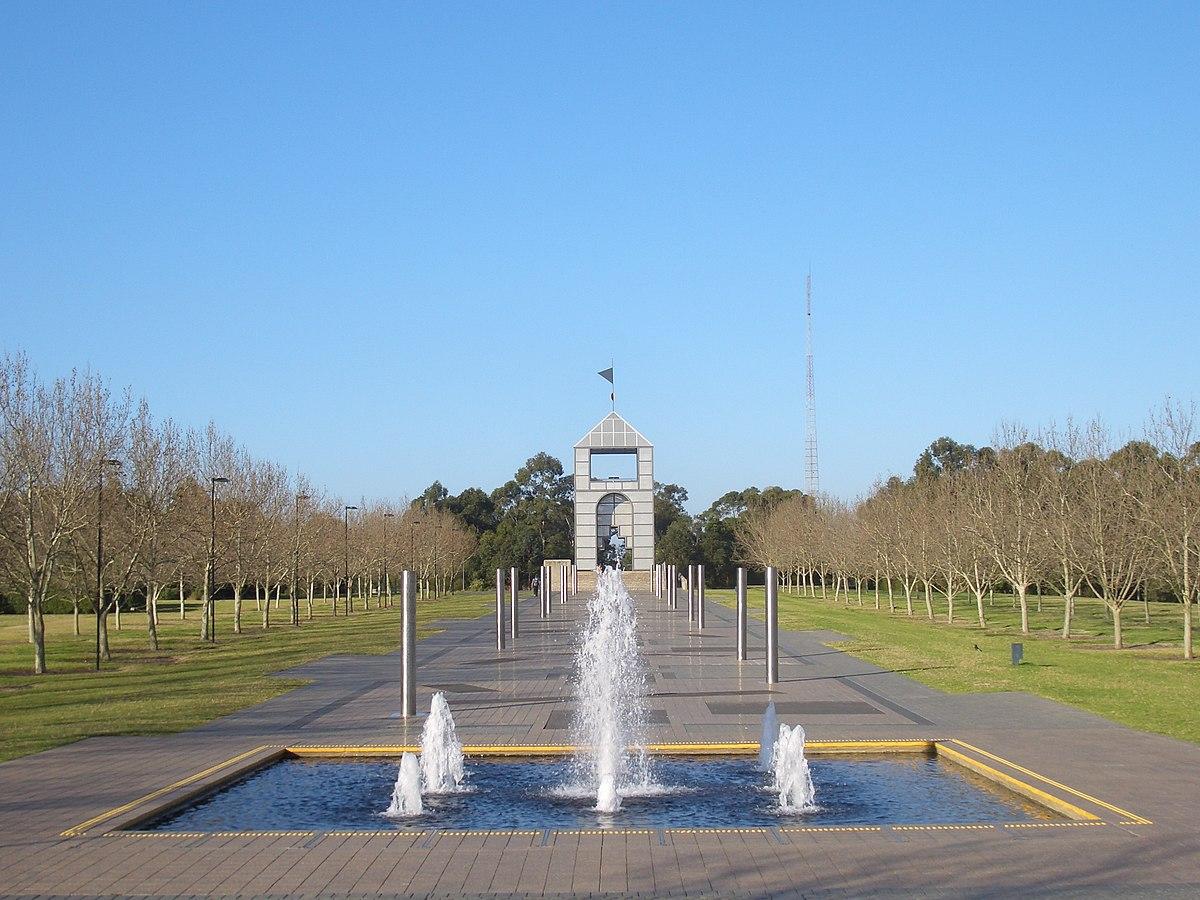 Bicentennial Park Homebush Bay