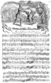Bickham - The Muscial Entertainer, vol.2, p.32 - Moore fighting with ye Dragon.png
