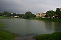 Bidisha Lake - Bengal Engineering and Science University - Sibpur - Howrah 2013-06-09 0005.JPG