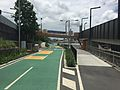 Bikeway & footpath along Brisbane River in Milton, Qld 03.JPG