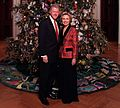 Bill and Hillary Clinton Christmas Portrait 1998 2 (cropped1).jpg