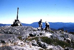 Bimberi Peak - Bimberi Peak summit
