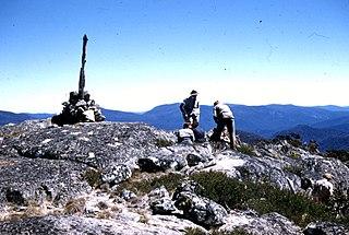 Bimberi Peak mountain