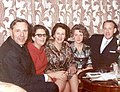 Birgit Ridderstedt 50th birthday group 1964.jpg