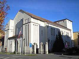 Bjelovar Synagogue