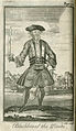 Blackbeard the Pirate from Charles Johnson's A General History of the Pyrates 1726.jpg