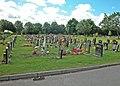 Blacon Cemetery - geograph.org.uk - 1336334.jpg