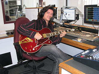 Blake Aaron - Blake hosting the Blake Aaron Radio Show