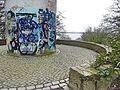 Blankeneser Oberfeuer am Kanonenberg im Baurs Park Fundament.jpg