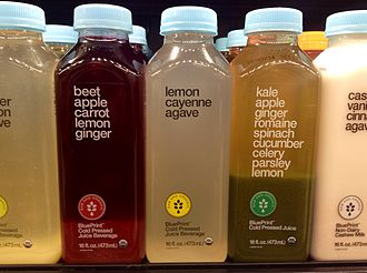 Cold-pressed juice - Cold-pressed juices