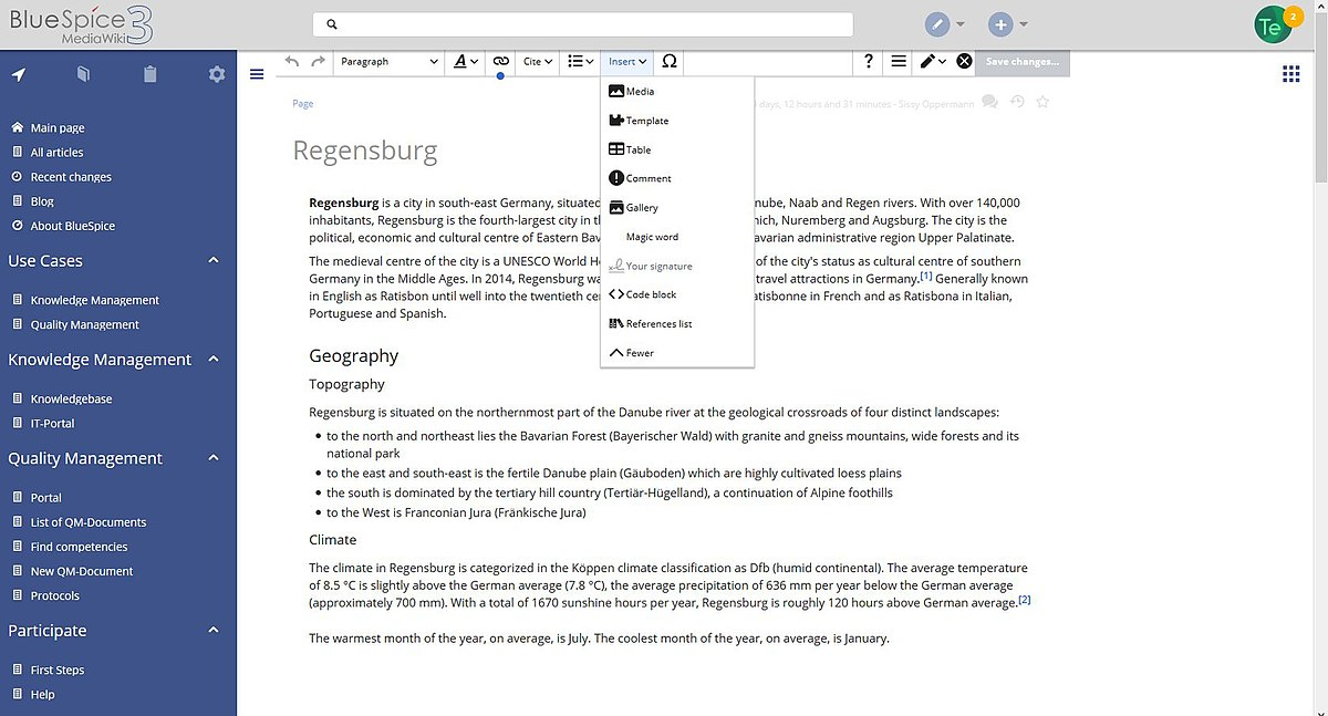 Blue spice mediawiki installation manual