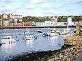 Boat moorings on the Tyne (geograph 2367412).jpg