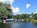Boat yard at Stibbington - August 2013 - panoramio.jpg