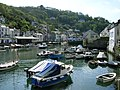 Boats in Polperro harbour - geograph.org.uk - 728690.jpg
