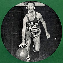 Bob Cousy., From WikimediaPhotos