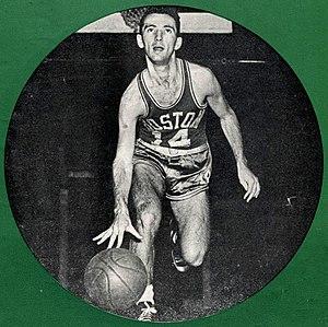 Bob Cousy - Cousy circa 1953