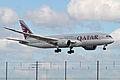Boeing 787-8 'A7-BCF' Qatar Airways (14011637144).jpg