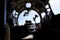 Boeing B-17G-85-DL Flying Fortress Nine-O-Nine Interior BN Station CFatKAM 09Feb2011 (14797327308).jpg