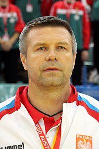 Bogdan Wenta - Handball-Teamchef Poland (1)