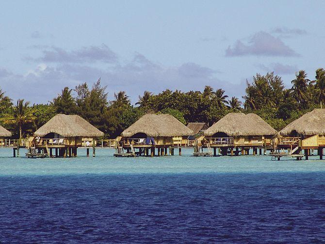 English: Bora Bora