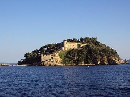 image illustrative de l'article Fort de Brégançon