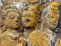 Borobudur - Lalitavistara - 002 E, Bodhisattva's Announcement that he will be Reborn on Earth (detail 1) (11248120025).jpg
