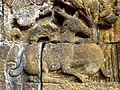 Borobudur - Lalitavistara - 004 E, Pratyeka Buddhas leave Earth now that the Bodhisattva will be Born (detail 1) (11248080195).jpg
