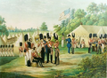 BostonFusiliers ca1850s byGeorgeDubois BWThayer.png