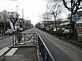 Boulevard Berthelot frontière Chamalières Clermont-F 2014-02-14.JPG