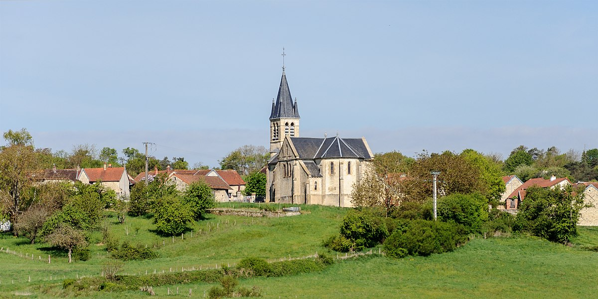 Sennevoy-le-Haut, Yonne department, Burgundy, France