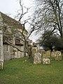 Boxgrove Churchyard (5) - geograph.org.uk - 1725428.jpg
