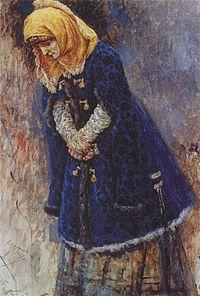 Boyaryna Morozova by V.Surikov - sketch 08.jpg