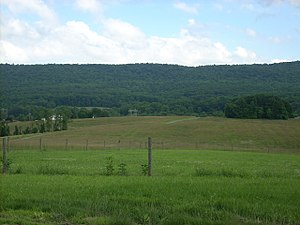 Middle Paxton Township, Dauphin County, Pennsylvania - A Middle Paxton Township vista from  Boyd Big Tree Preserve Conservation Area