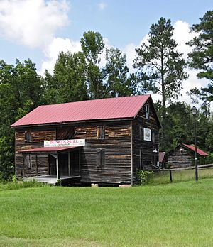 National Register of Historic Places listings in Kershaw County, South Carolina - Image: Boykin Mill Complex