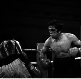 Bobby Chacon American boxer