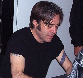Brad Roberts Canadian musician