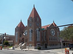 Bradenton FL 1st Baptist Church06.jpg