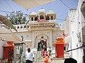 Brahma Temple, Pushkar, RJ.jpg