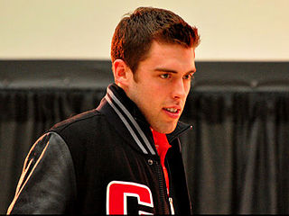 Brandon Gormley Canadian ice hockey player