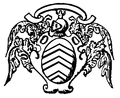 Brayda Stemma Lapide funeraria Conte Francesco (1608).png