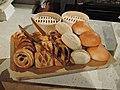 Bread platter in buffet restaurant.jpg