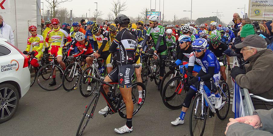 Bredene - Handzame Classic, 20 maart 2015, vertrek (C32).JPG