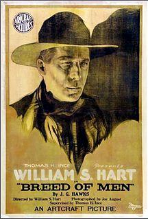 <i>Breed of Men</i> 1919 film by Lambert Hillyer
