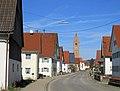 Breitenbrunn, MN - Loppenhausen - Hauptstr Nr 33 Ri N, Kirche 02.jpg