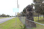 File:Brevard County Dixie Highway monument (North face).JPG