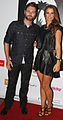 Brian McFadden & Vogue Williams 2012.jpg